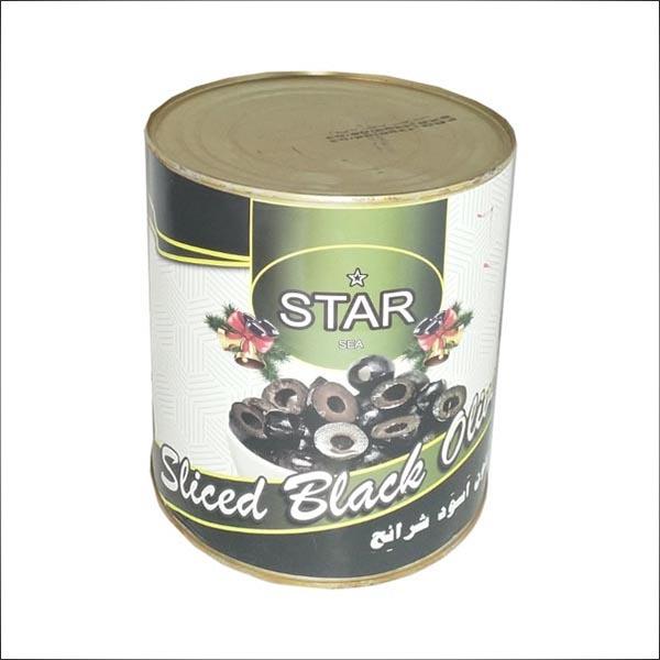زیتون سیاه استار star