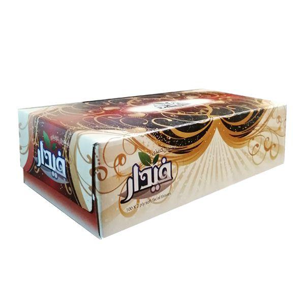 دستمال کاغذی 200برگ فیدار
