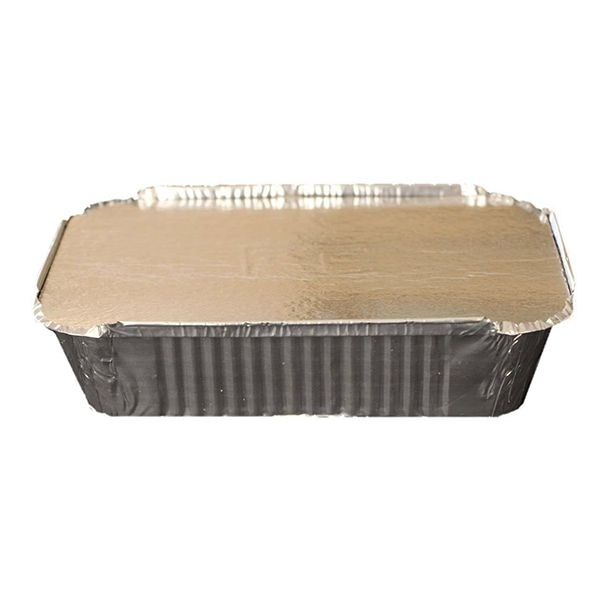ظرف یکبار مصرف بسته 5 تایی آلومینیومی