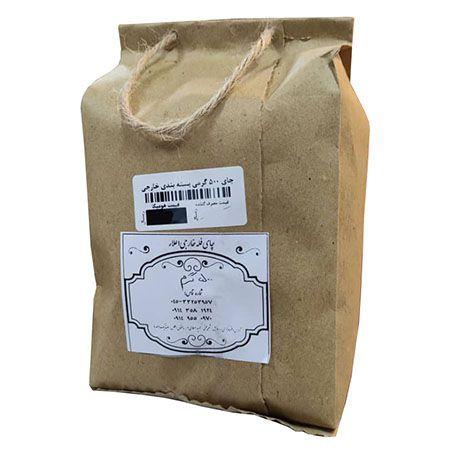 چای 500 گرمی بسته بندی خارجی اعلاء