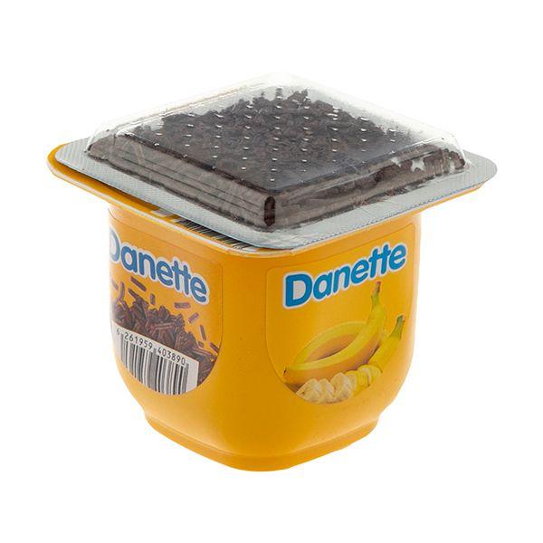 دنت تاپر موز با شکلات ورمیشل دامداران