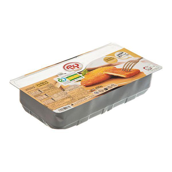 شنیتسل مرغ گلدن 450 گرمی ب آ