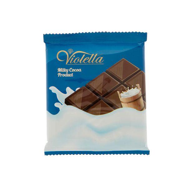شکلات تابلت 55 گرمی شیری فرمند