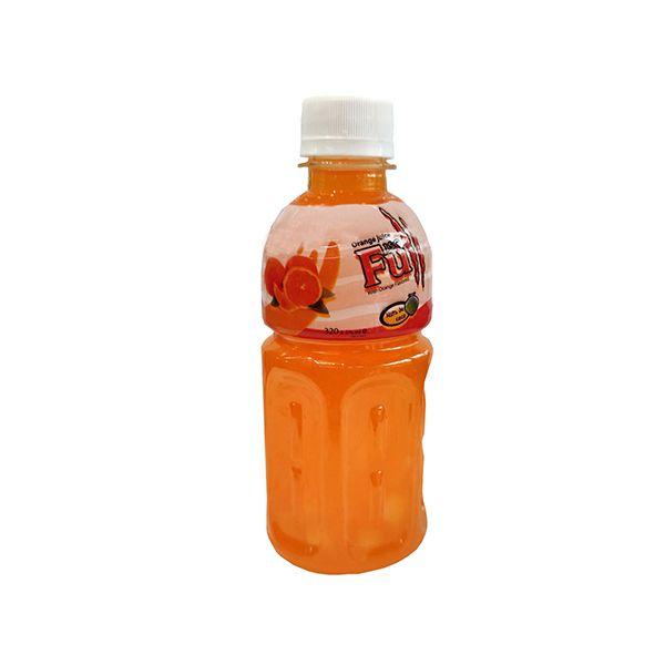 نوشیدنی بدون گاز با قطعات نارگیل با طعم پرتقال 320 میل هرمود