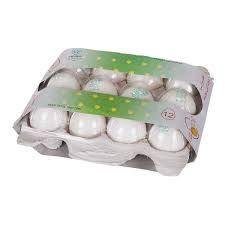 تخم مرغ 12 تایی حسینی