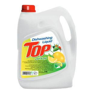 مایع ظرفشویی لیمو 3750 گرمی تاپ