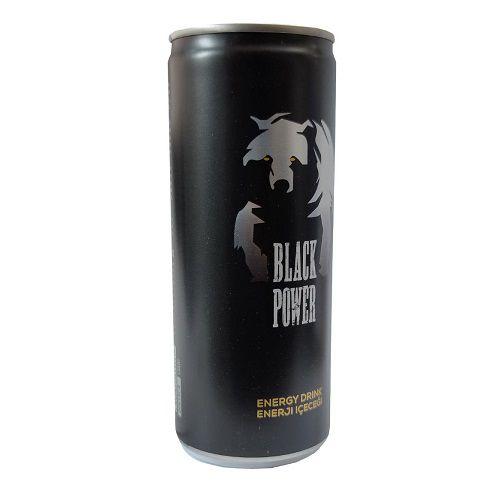 نوشیدنی بلک پاور 250 میل انرژی زا
