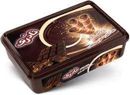 ویفر رول پذیرایی شکلاتی نادری