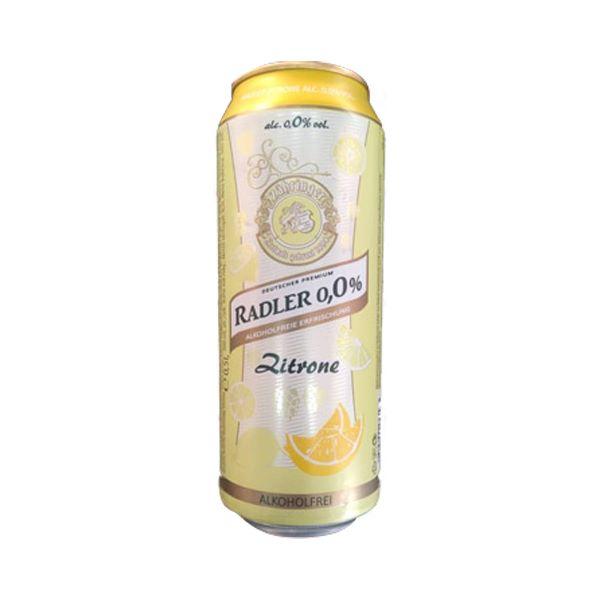 آبجو قوطی 500 میل لیمویی Radler