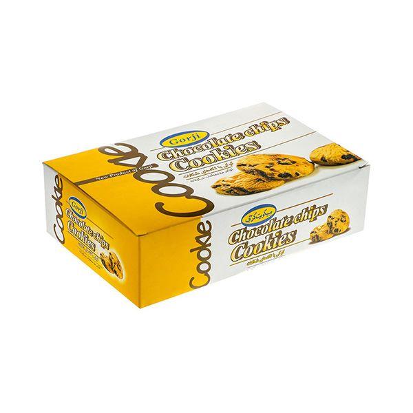 کوکی بانکه شکلات جعبه ای 350 گرمی گرجی