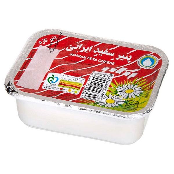 پنیر یو اف 100 گرمی پگاه