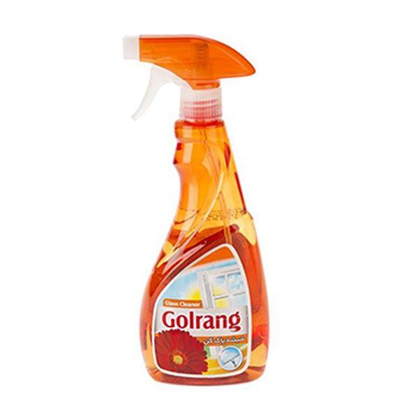 شیشه پاک کن پرتقالی 500 گرم ایرن