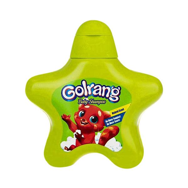 شامپو بچه ستاره ای سبز گلرنگ