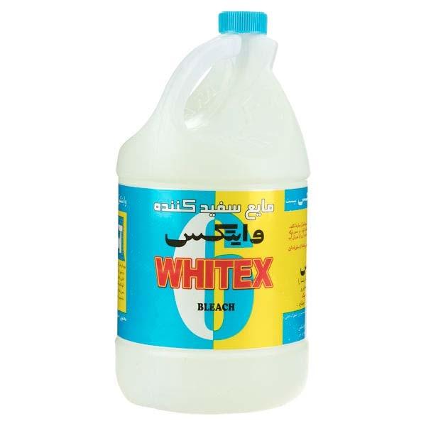 سفید کننده 4لیتری وایتکس