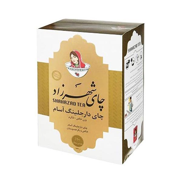 شهرزاد چای طلایی 500گ