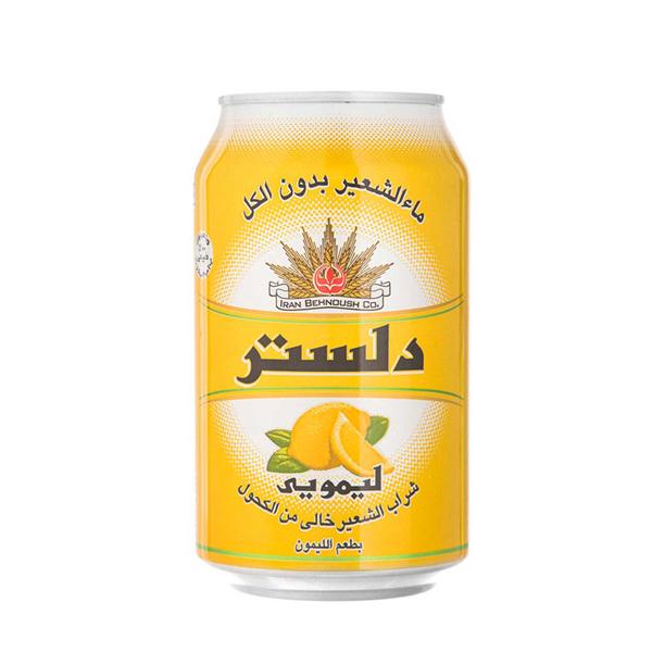 دلستر لیمویی330 سی سی قوطی بهنوش