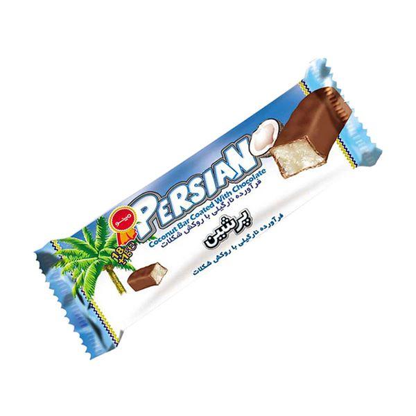 شکلات نارگیلی 18 گرمی پرشین