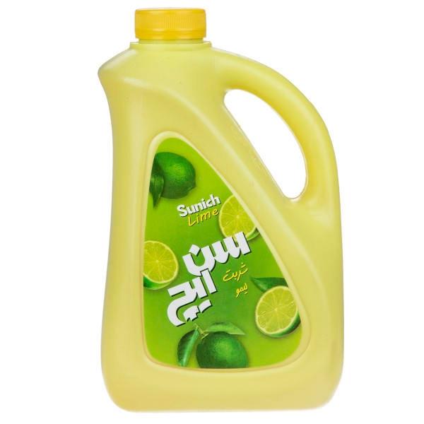 شربت 2 لیتری سن ایچ لیمو