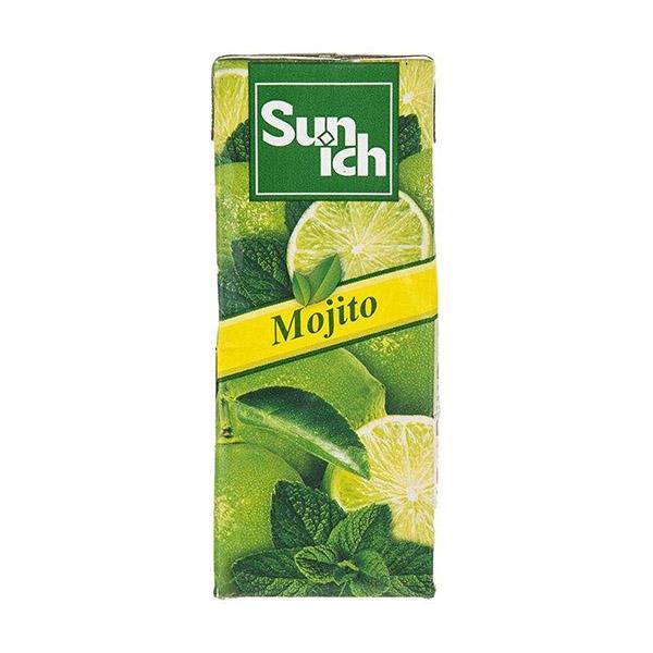 نوشیدنی 1لیتری موهیتو سن ایچ
