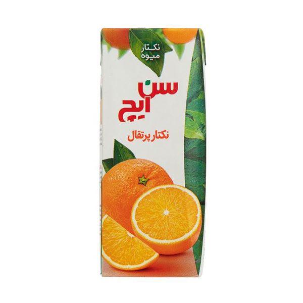 آبمیوه پرتقال 200 سی سی سن ایچ