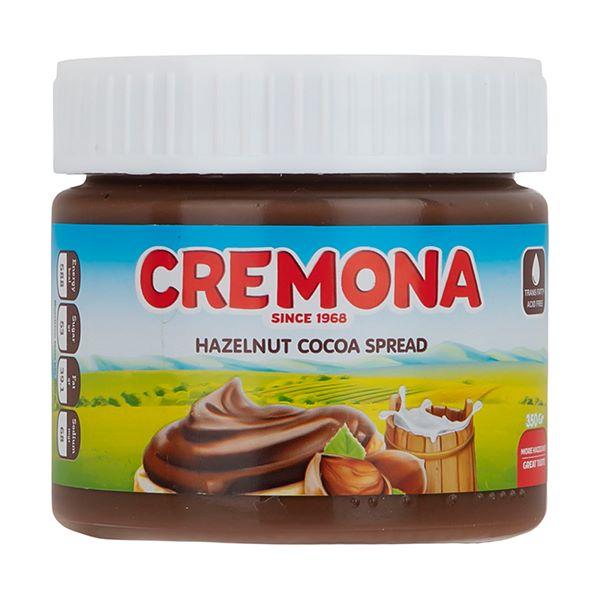 شکلات صبحانه فندوقی 350 گرمی کرمونا