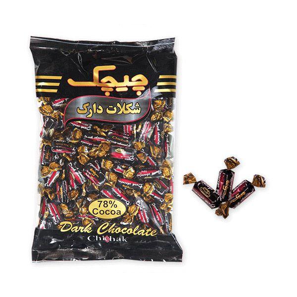 شکلات پاکتی ساندرا دو سر پیچ چیچک