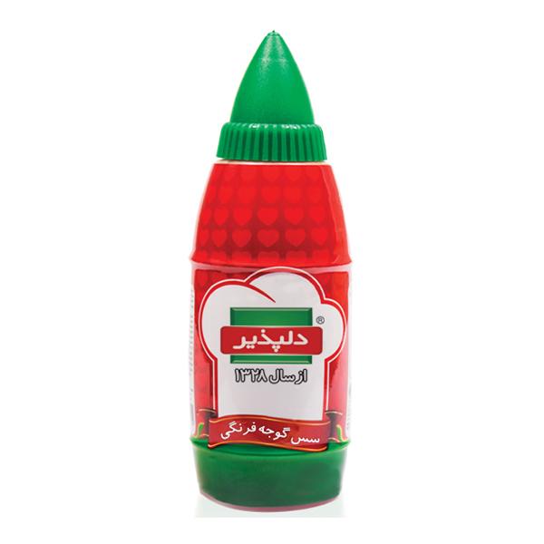 سس گوجه فرنگی موشکی دلپذیر