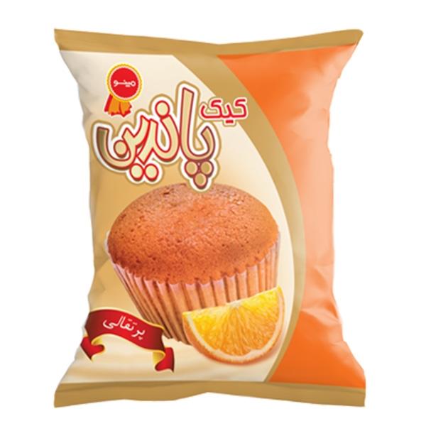 کیک پاندین پرتقالی