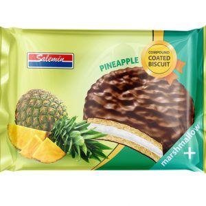 والس شکلاتی آناناس 20 گرمی سالمین