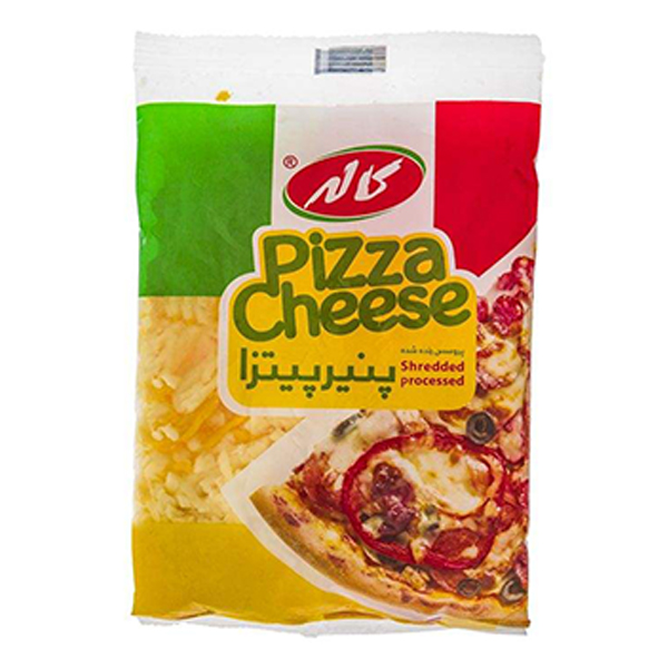 پنیر پیتزای 180 گرم رنده کاله