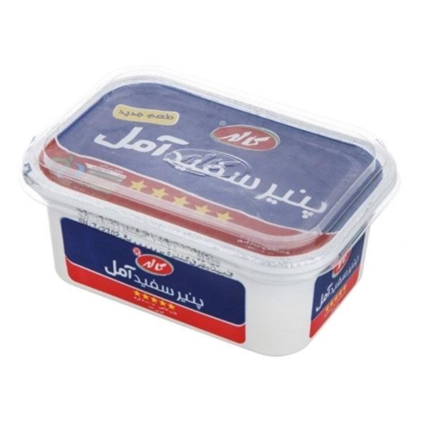 پنیر پروسس آمل 400گرم کپ دار