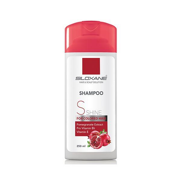 شامپو مخصوص موهای رنگ شده 250 میل سیلوکسان