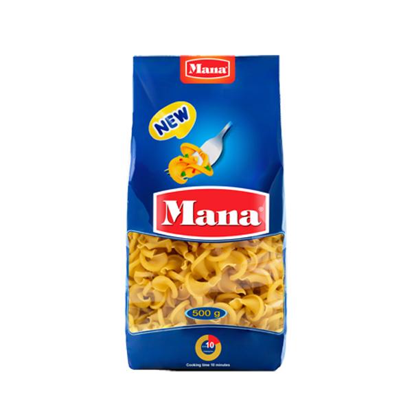 اسپاگتی فرمی شیپوری مانا
