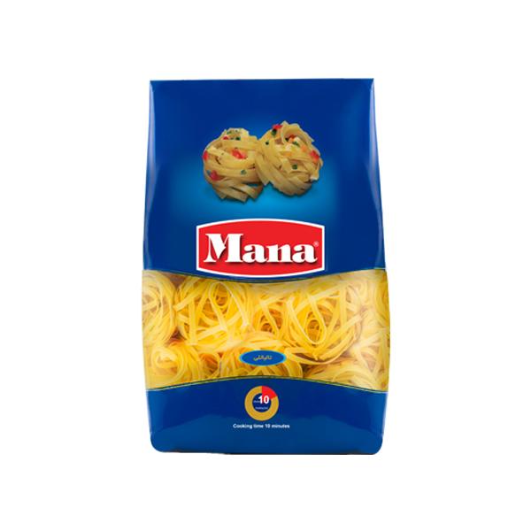 اسپاگتی فرمی تالیاتلی500 گرم مانا