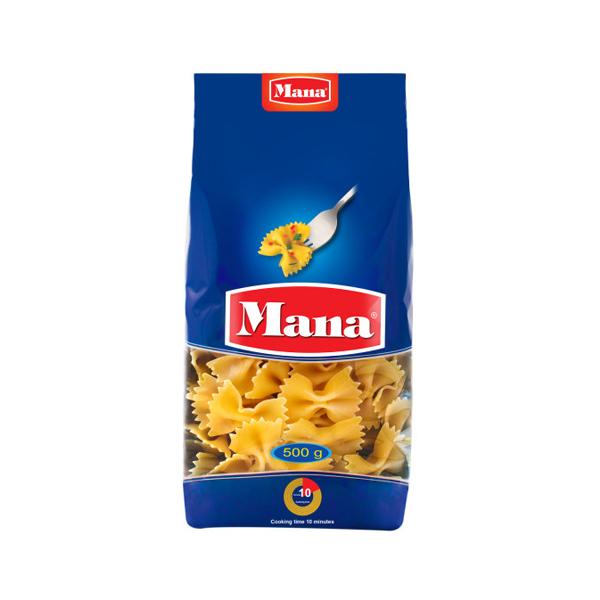 اسپاگتی فرمی پروانه کوچک بالشتی مانا