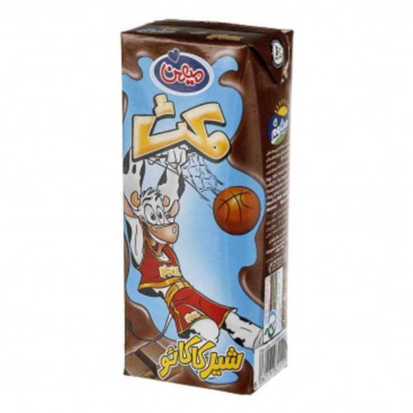 شیر کاکائو 200 سی سی مکث میهن