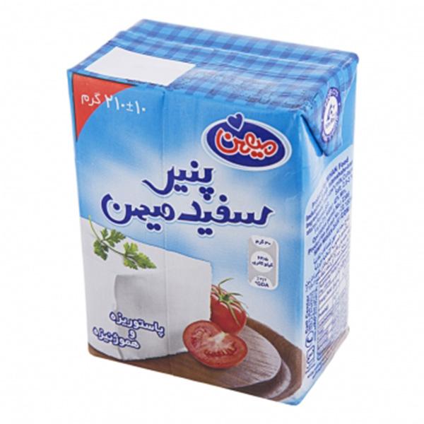 پنیر سفید فتا ایرانی 210 گرم میهن