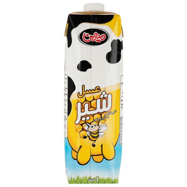 شیر عسل 1لیتری میهن