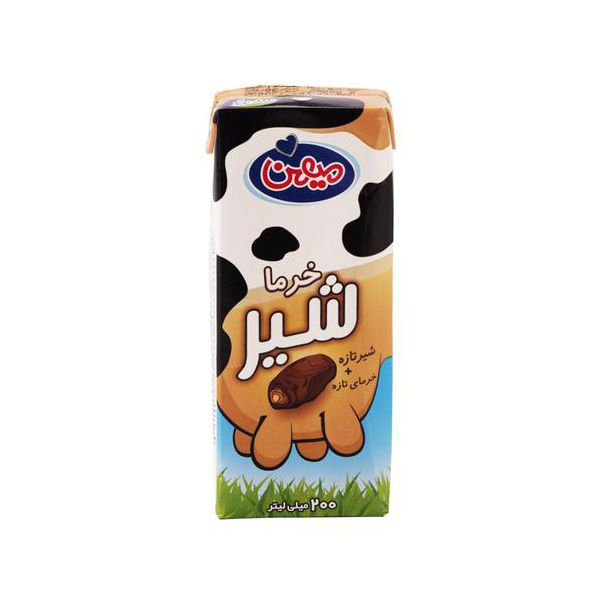 شیر خرما 200 سی سی میهن