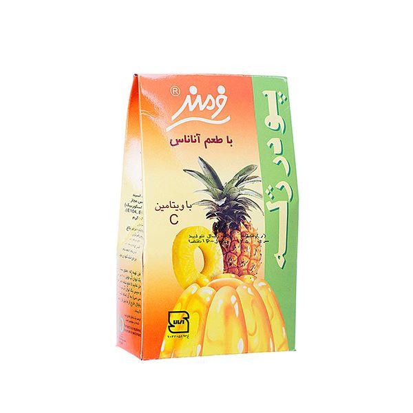 پودر ژله 100 گرمی آناناس فرمند