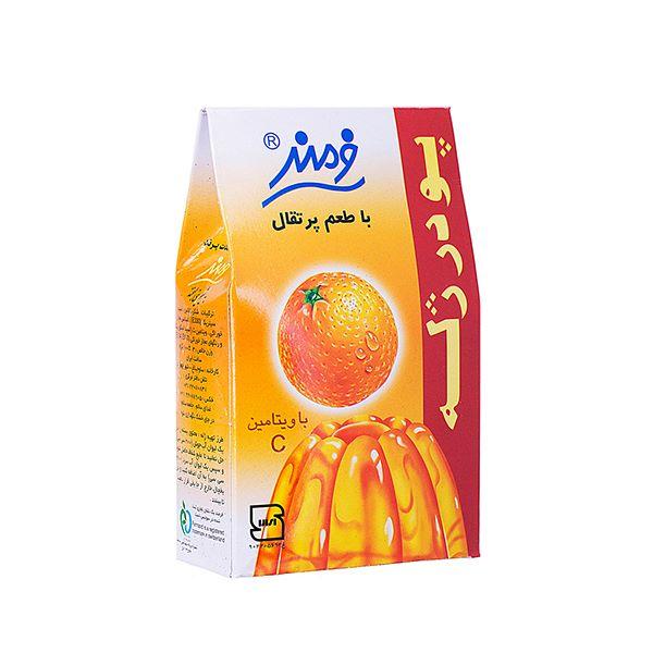پودر ژله 100 گرمی پرتقال فرمند