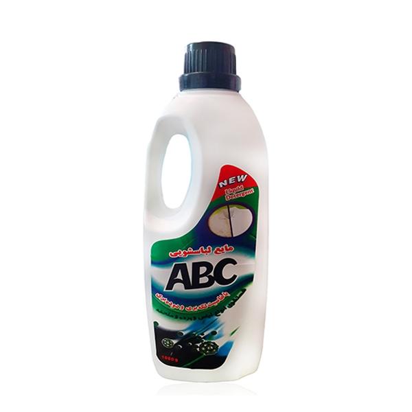 مایع لباسشویی 1لیتری abc