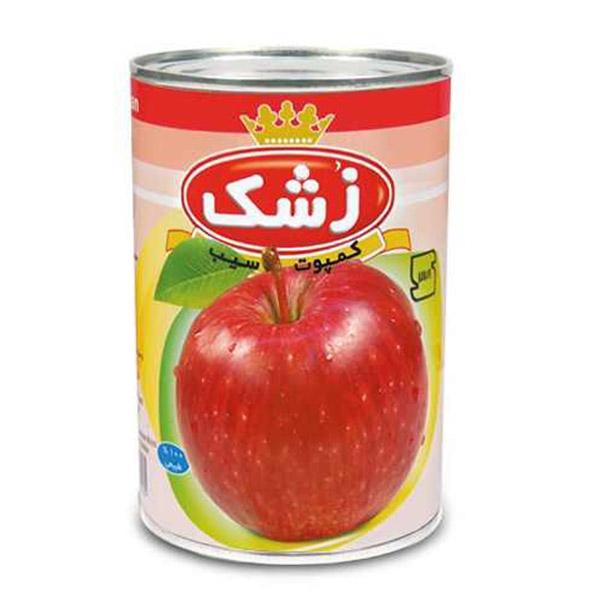 کمپوت سیب زشک کلیدار
