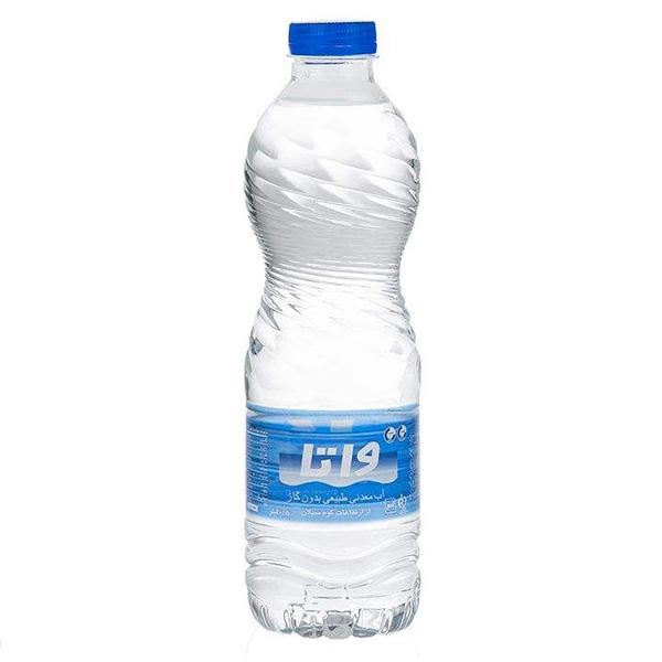 آب معدنی نیم لیتری واتا