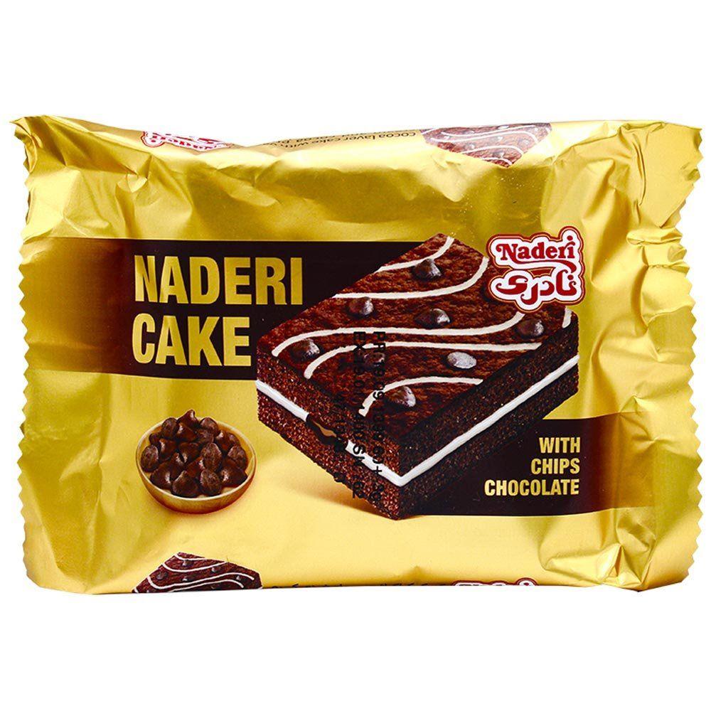 کیک اکسترا با چیپس شکلات نادری