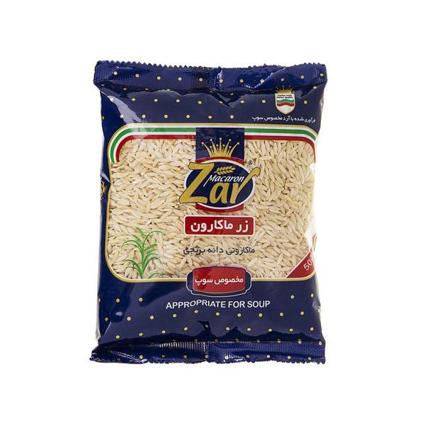 ماکارونی فرمی دانه برنجی 500 گرم