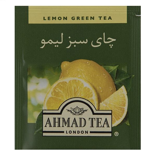 چای تی بگ ساده 25تایی احمددادخواه
