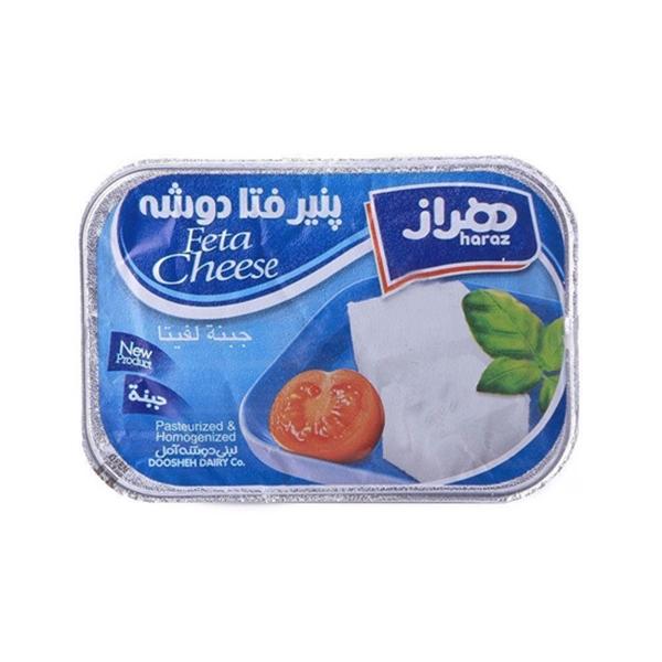 پنیر فتا 300 گرمی هراز