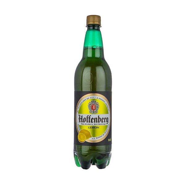 ماء الشعیر 1 لیتری لیمویی هوفنبرگ