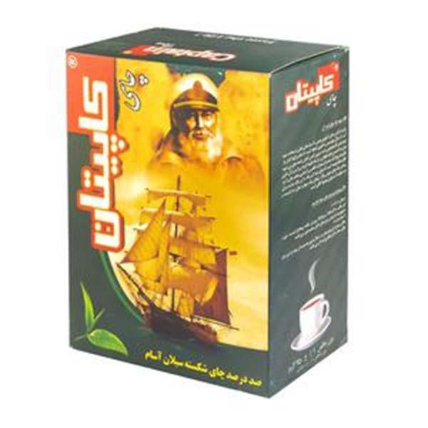 چای 450 کاپیتان ساده سبز سیلان